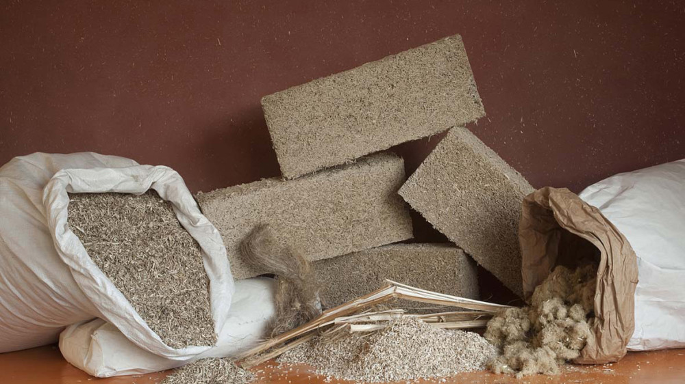 Hemp building materials - By Paolo Ronchetti